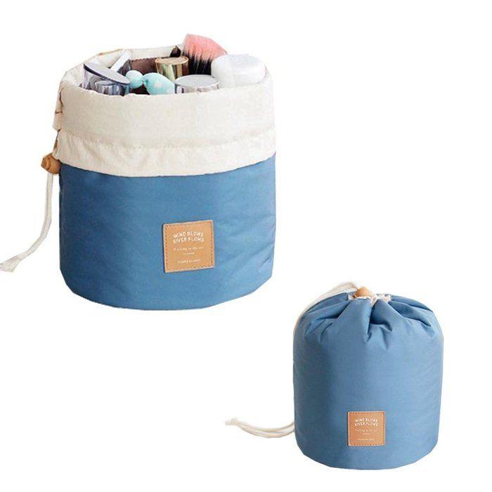 Multifunctional Travel Toiletry Bag Organizer Wash Bag Bucket Style Makeup Cosmetic Storage Bag Travel Essential Bag in Bag