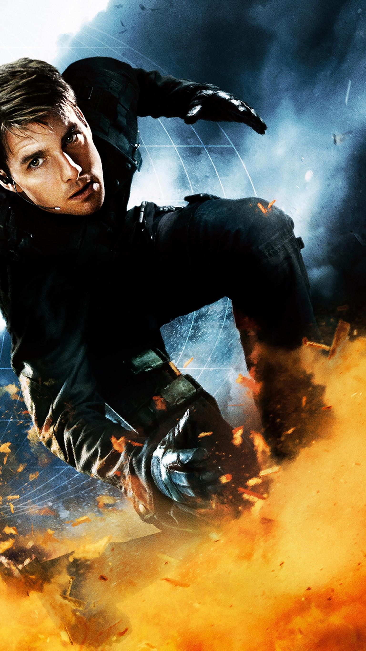 Mission Impossible III 2006 Phone Wallpaper Shows