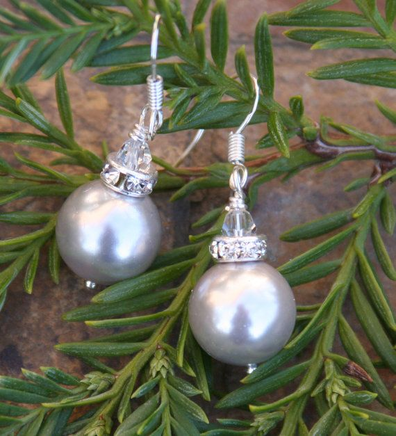 SALE SALE SALE Christmas Holiday Light Gray Silver by chuckhljal, $17.80