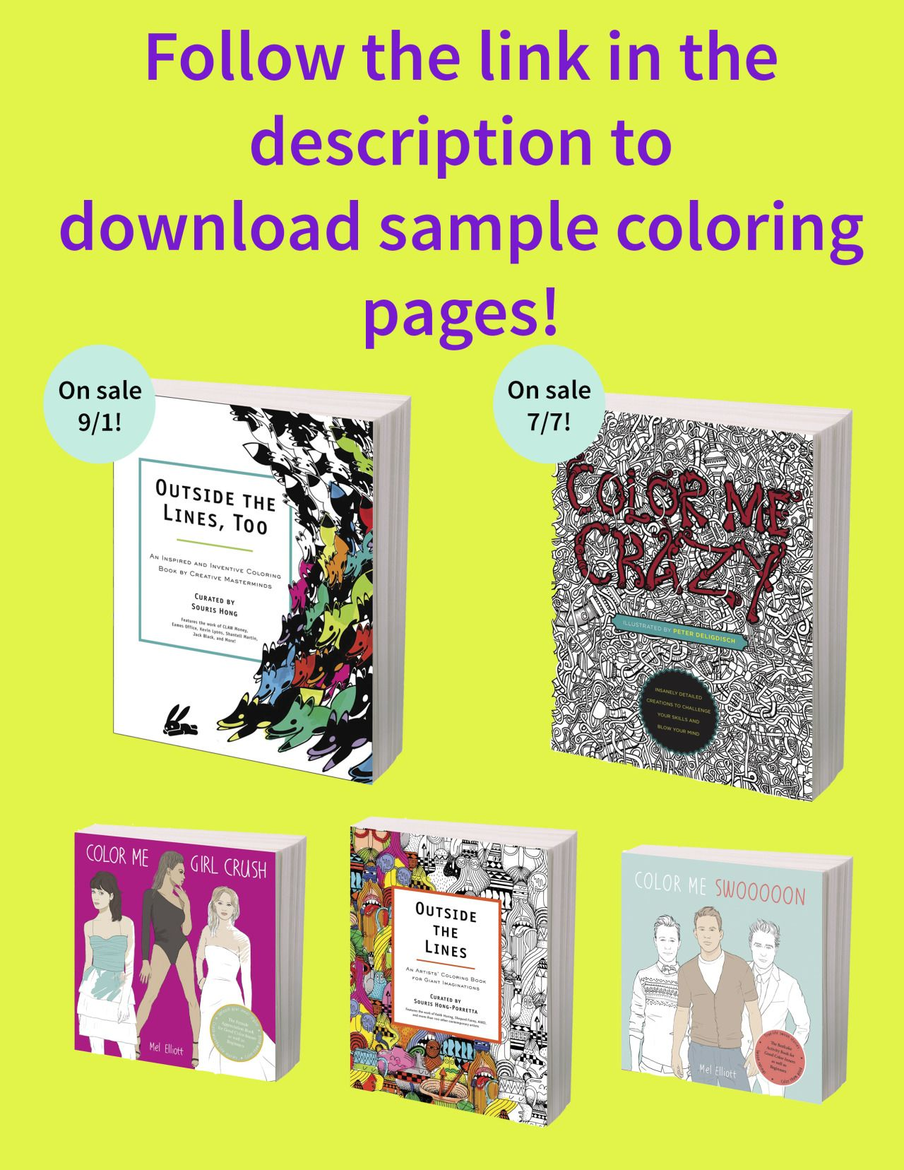 Rediscover your creativity with Perigees Adult coloring books