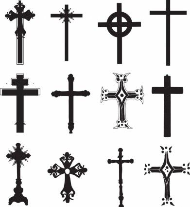 Cross Religious Symbol Christian Religion Crosses In Faith