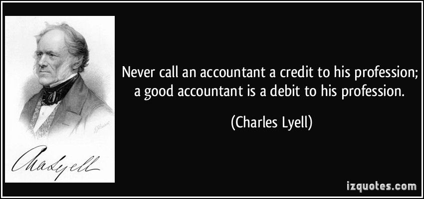 Famous Quotes About Accounting Profession Quotesgram  Bokka