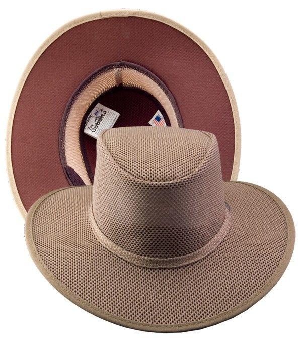 8ad8411a Head N' Home Handmade Hats Solair Brand Cabana in Sand is a slightly  lighter version of Bark with dark Brown as the color under the brim and top  and ...