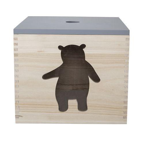 Aufbewahrungskiste Bear In 2019 Bloomingville Mini