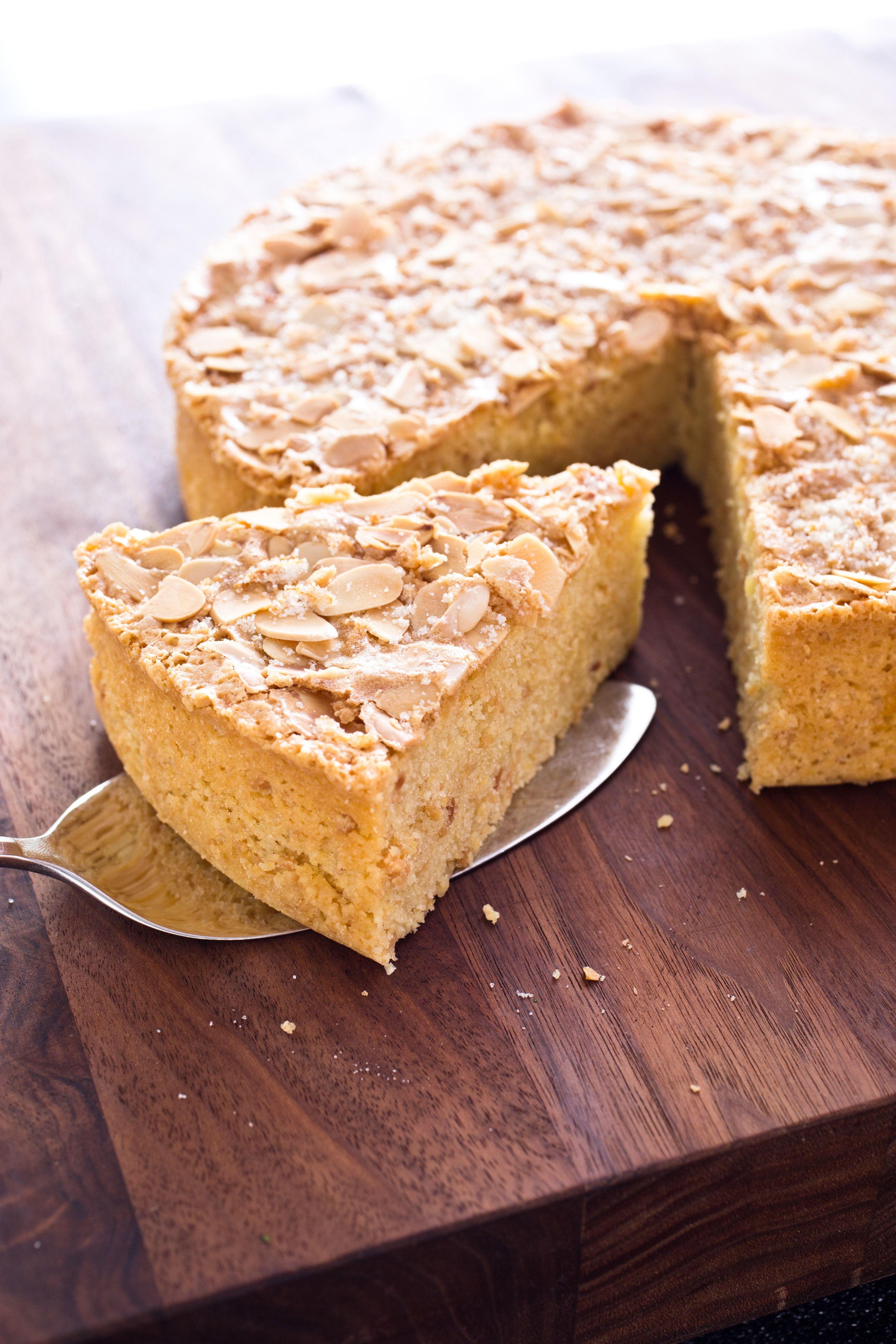 Italian Almond Cake From America's Test Kitchen