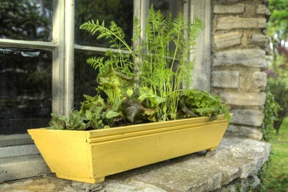 i heart window boxes!