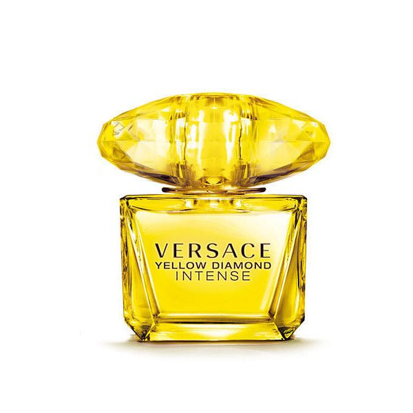 Versace  Yellow Diamond Intense Eau De Parfum ($112) ❤ liked on Polyvore featuring beauty products, fragrance, eau de parfum perfume, versace fragrance, eau de perfume, perfume fragrances and edp perfume