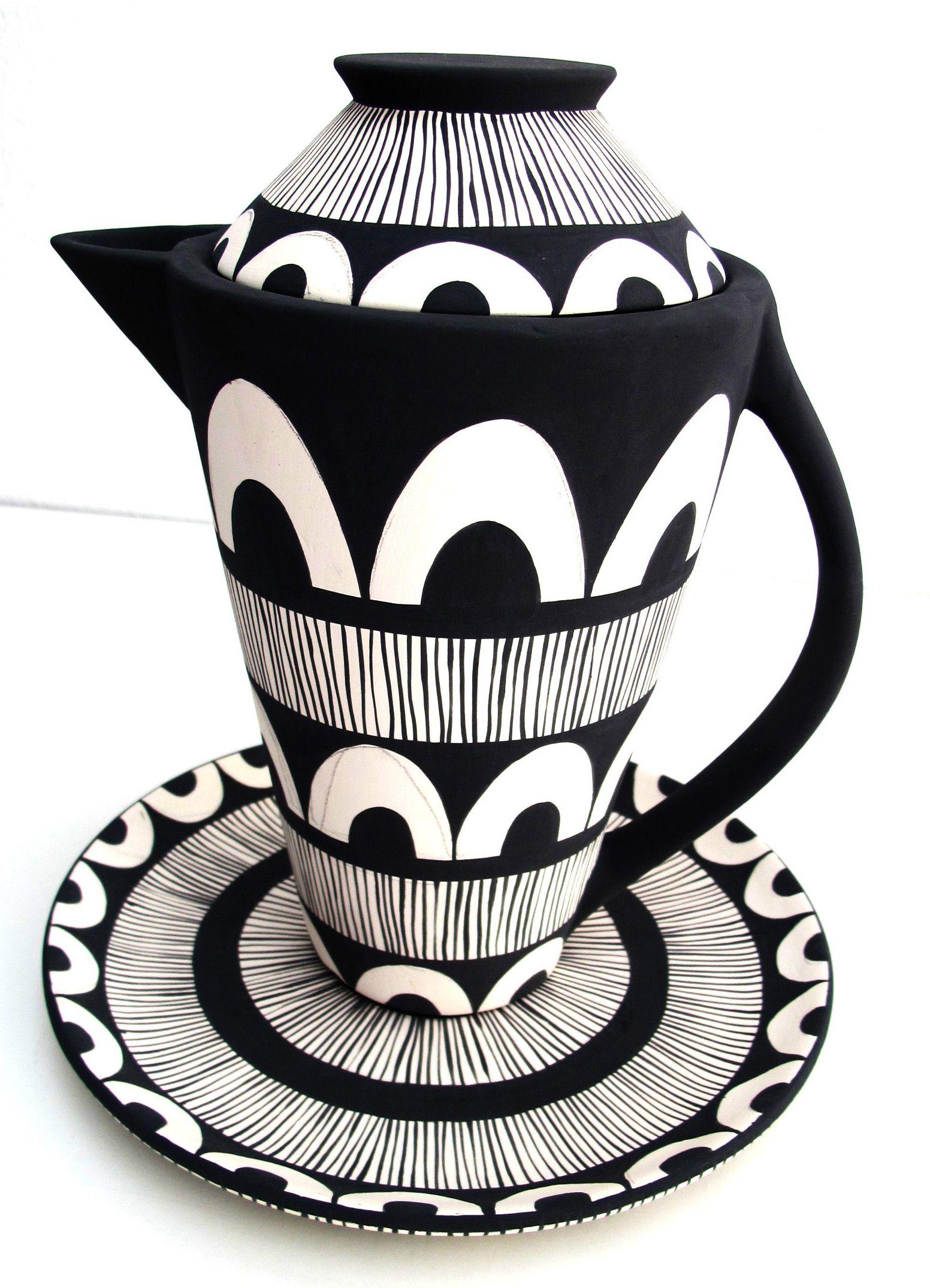 Teapot in progres...