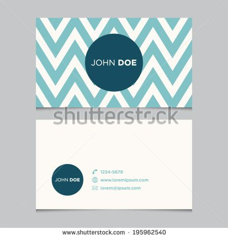 Striped business cards stock photos images pictures business card template with background pattern stock vector colourmoves