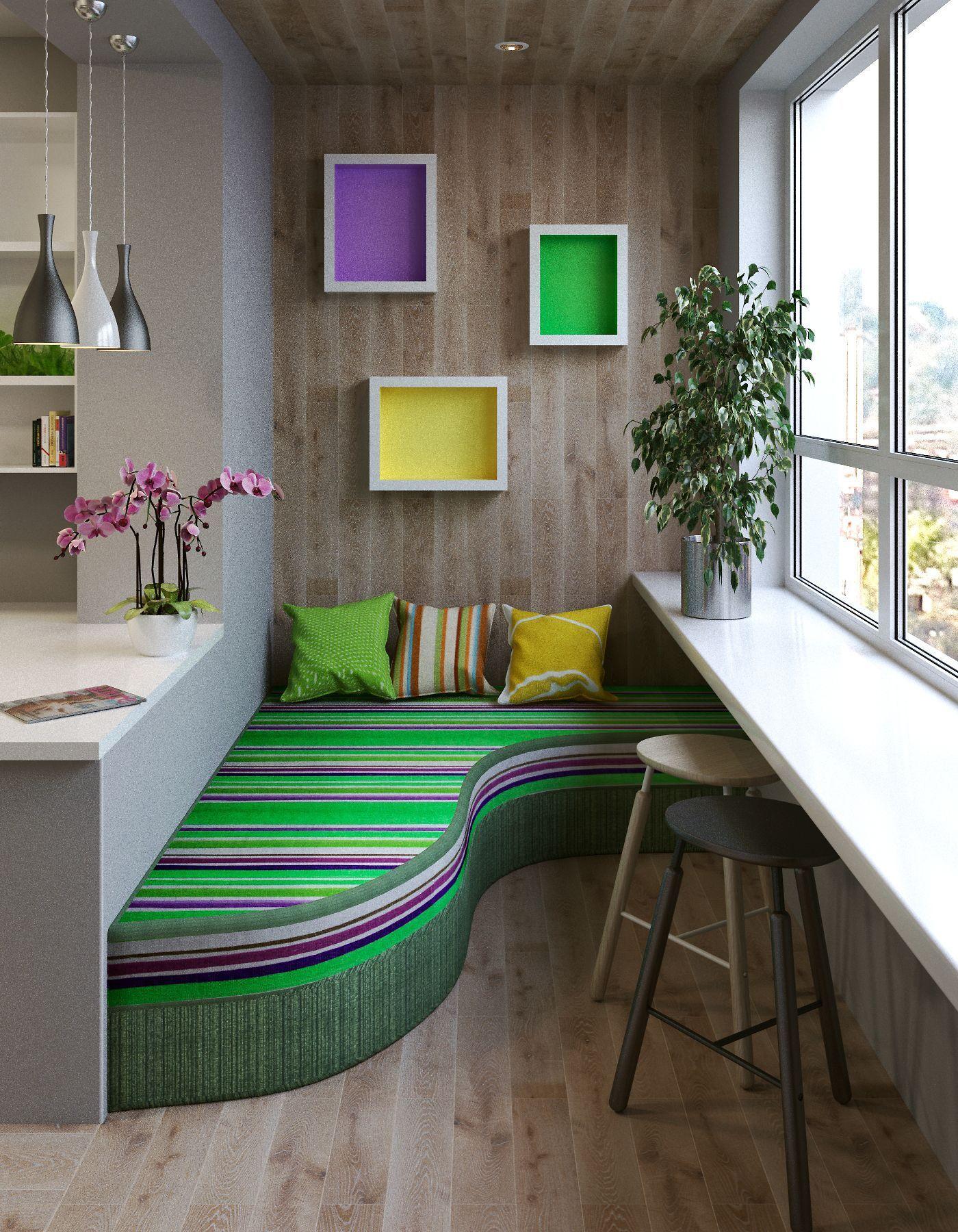 Lovely 119 Beautiful Small Balcony Design And Decor Ideas