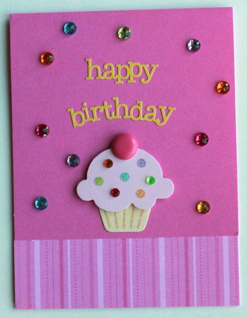 Stacy & Doodlebug Card #35
