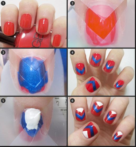 How Too Nail Art Nails Pinterest