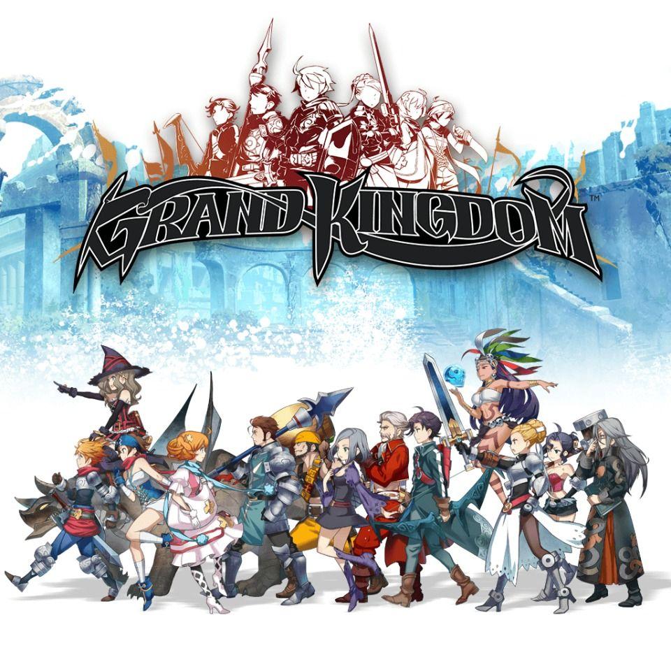 Grand Kingdom   PS4 Games I own    Ps vita games, Ps4 games, Ps4