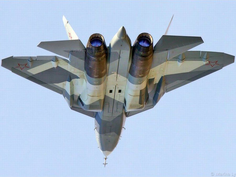 Russia S New T 50 Fighter Still Can T Compete With The F 35