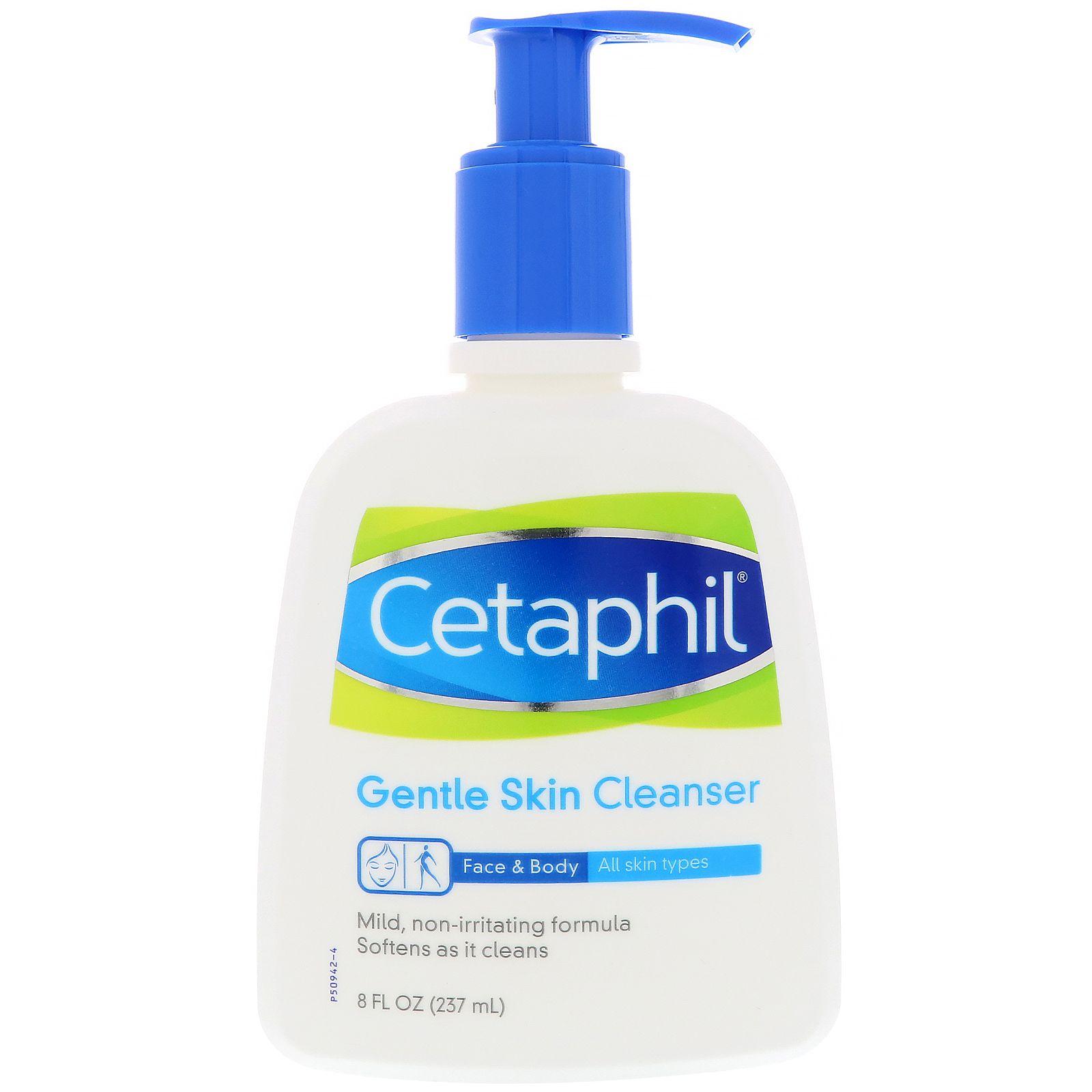 Image result for 8fl cetaphil cleanser Facial cleanser