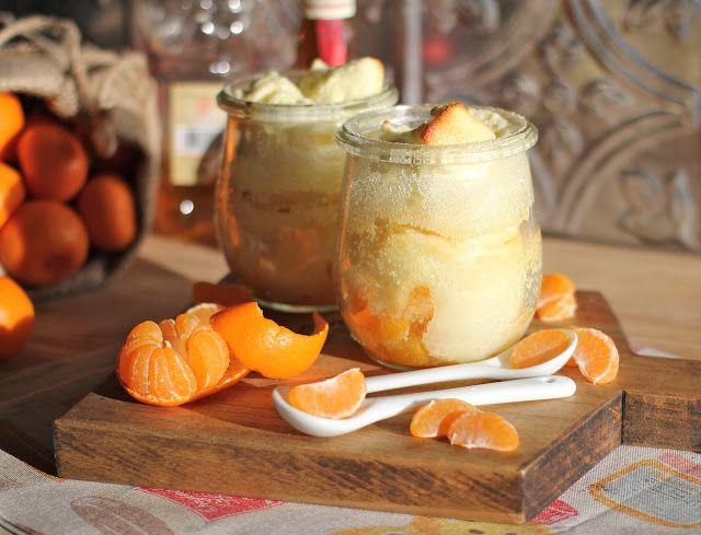 Kishu Mandarin Greek Yogurt Souffle