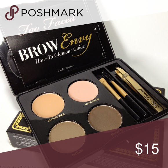 Too Faced Eyebrow Kit Boutique In 2018 My Posh Picks