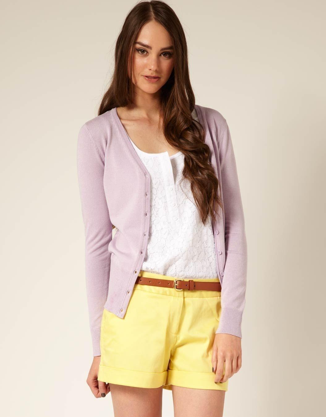 GLASSONS Button Up Cardi Fair Orchard $24.29 | Fashion ...
