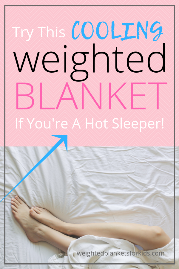 Try This Best Selling Cooling Weighted Blanket For Adults Kids Enjoy The Therapeutic Benefits Of A Weighted Blanket Whilst Staying Cool Makes A Great Weigh