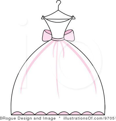 Bride and Bridesmaid Dress Vector - Download Free Vectors, Clipart Graphics  & Vector Art