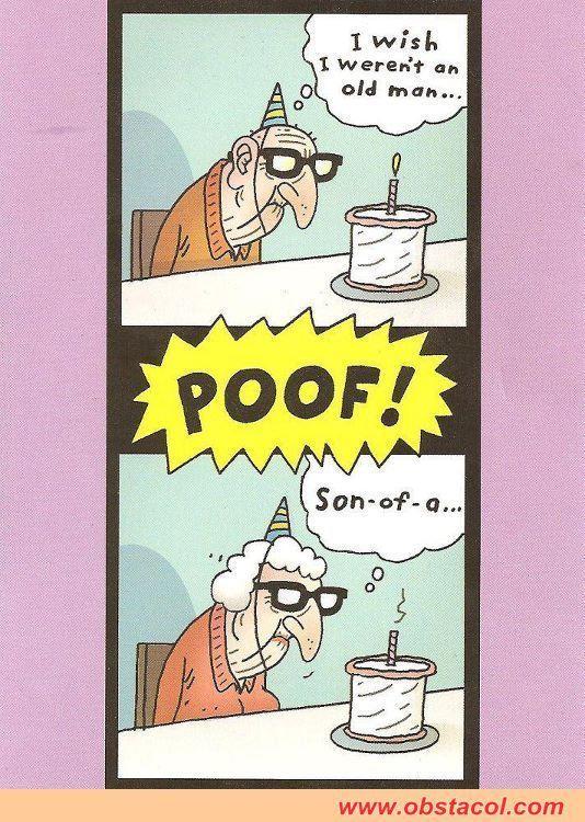 Humour Sketch Wish Birthday Typ 5 Greeting Cards Pinterest