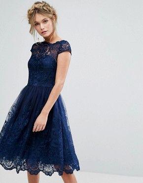 Asos robe de soiree maxi