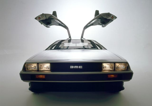 Delorean...we all wanted this one at one point...well at least with all the gadgets