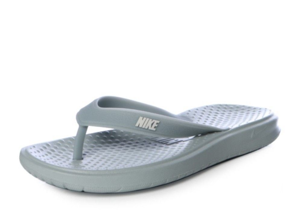 Details About Nike Solay Men S Thongs Size 10 Us Grey In 2018