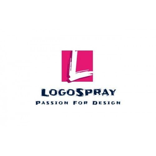 Two Word .COM Domain - Logo Spray - Web Design, Paint ...