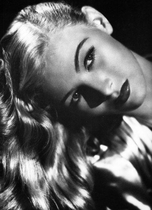 Veronica Lake, 1940's.