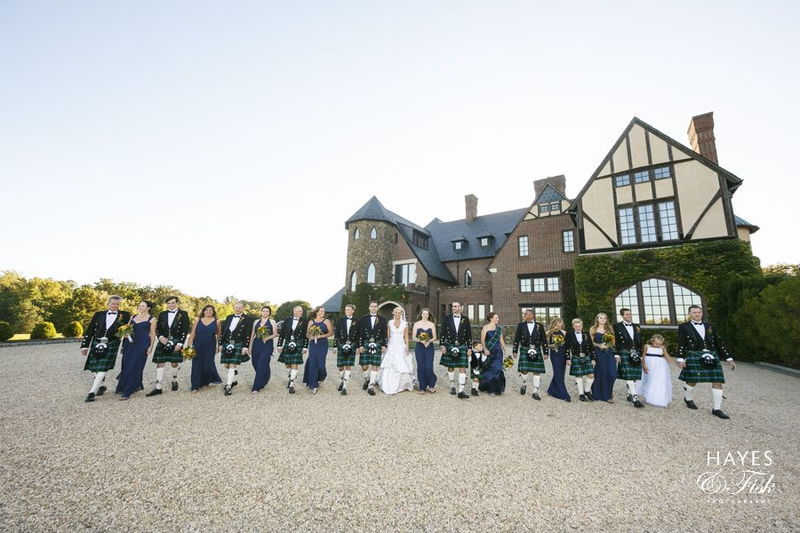 Photograph the entire bridal party!