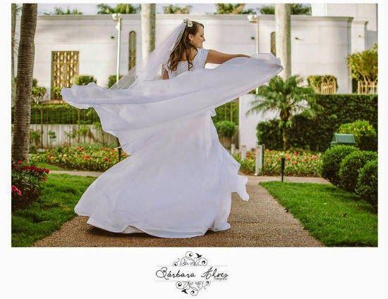 Erika e Samuel [ Casamento ]   A Noiva SUD