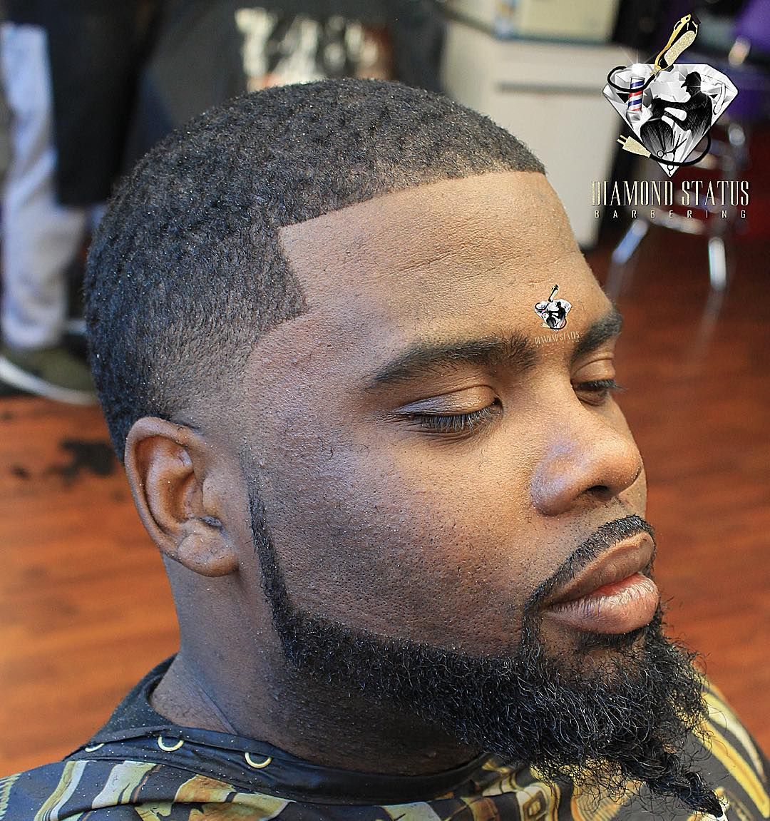 Fade haircuts for black men haircut by diamondstatusbarbering iftnnxeji menshair