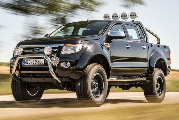 ford - Ford Ranger 2014 Lifted
