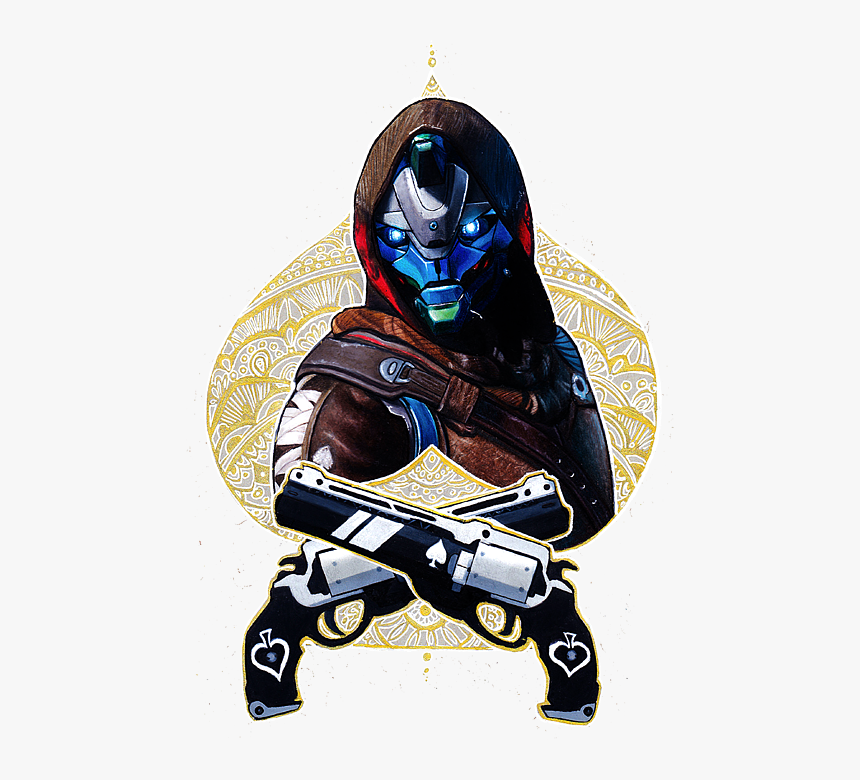 Cayde 6 Destiny 2 Drawings Hd Png Download Is Free Transparent Png Image To Explore More Similar Hd Image On Pngitem Drawings Hd Images Png