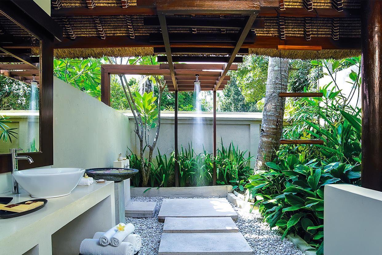 Pin by machele headington on yard pinterest outdoor bathrooms