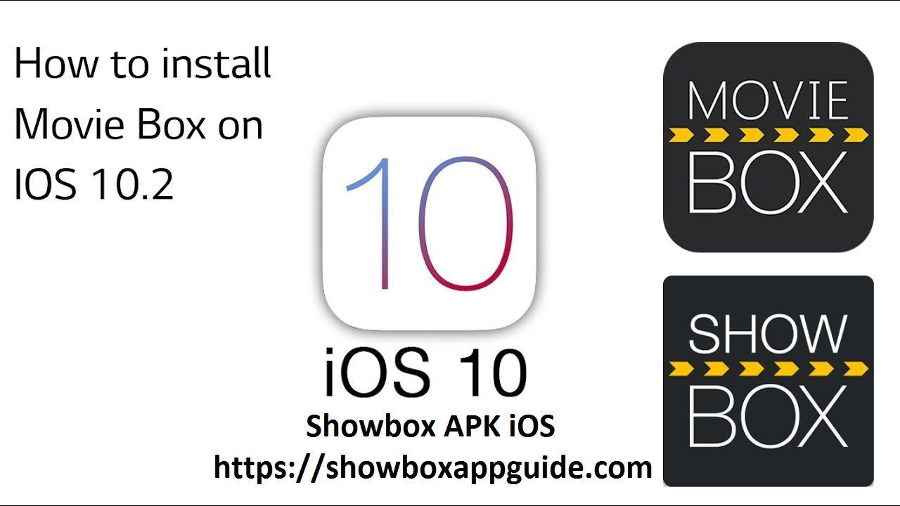 Best Apk to watch movies online..showbox Iphone, App