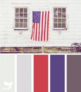 Voor deze kleuren geld hetzelfde als bij het vorige kleurenpallet.
