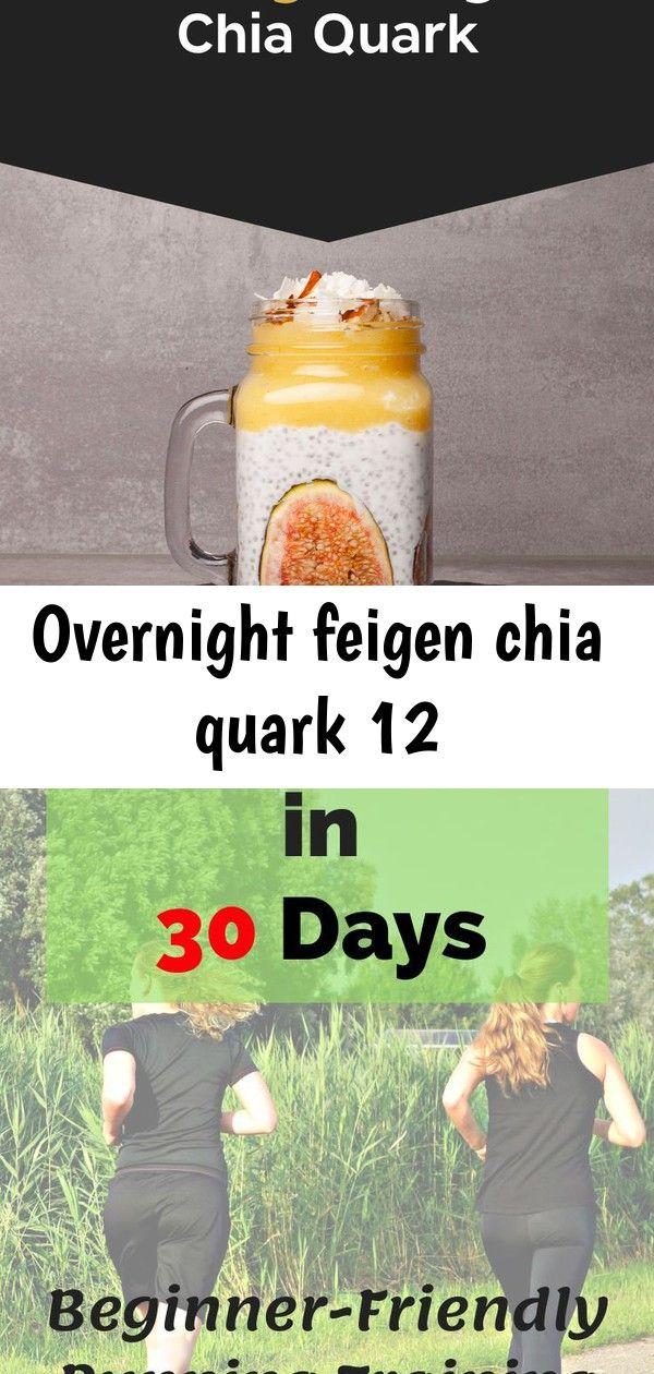 Overnight feigen chia quark 12 Ein ÜberNachtWunder der ganz besonderen Art Der Overnight Feigen Chia Quark vereint sich in deinem Kühlschrank über Nacht zu...