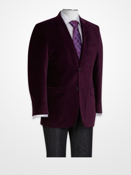 e04313c0a1 Camiloni Eggplant Velvet Jacket  mens  menswear  luxe  purple  burgundy   holiday  style  fall  winter  sportcoat  blazer