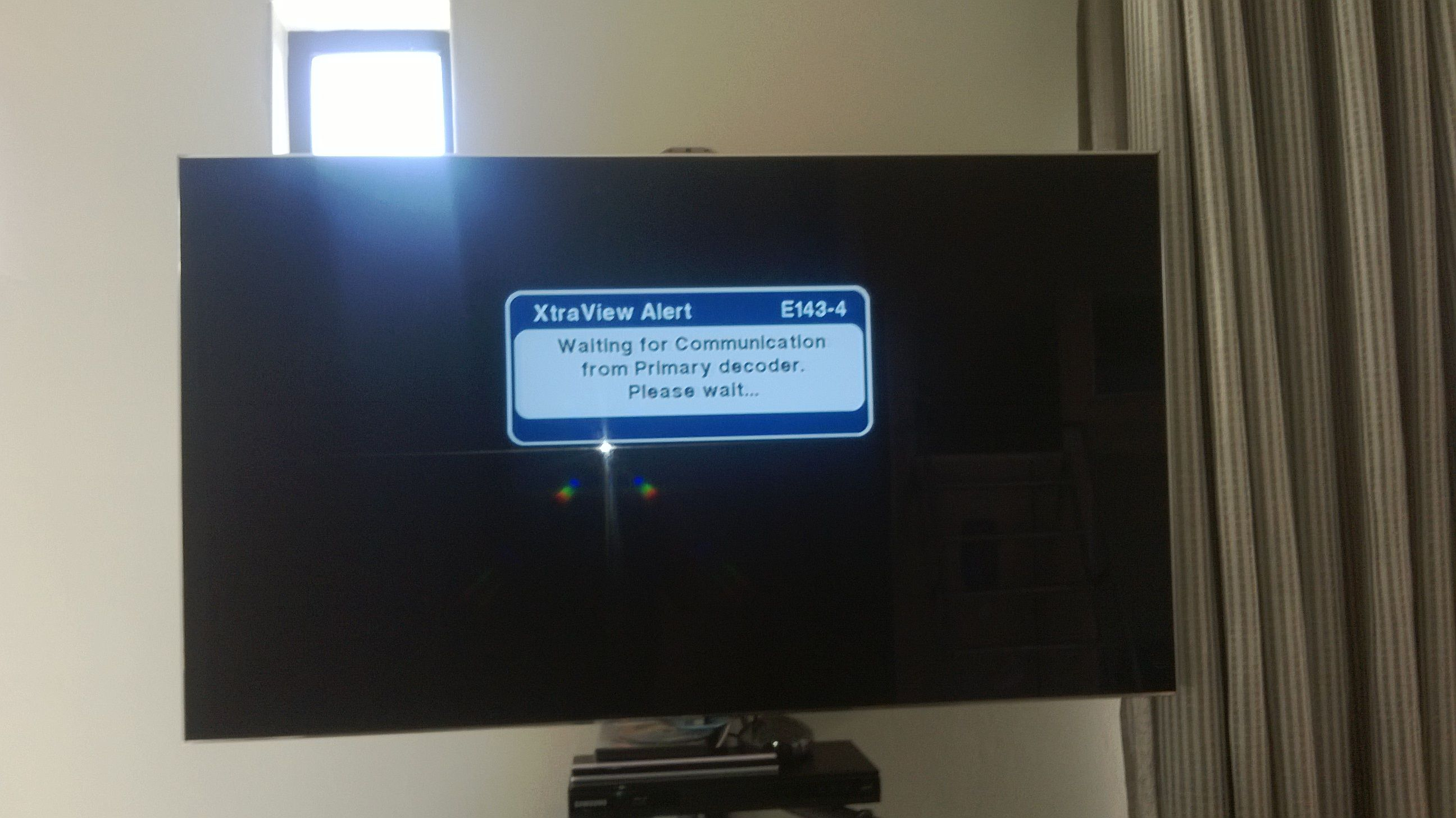 DStv Xtraview installations, HD decoders configurations, sign