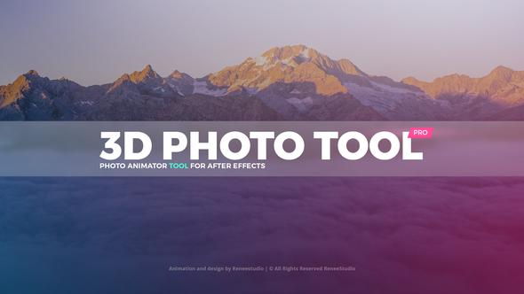 3d Photo Tool Pro Professional Photo Animator Professional Photo Photo 3d Photo