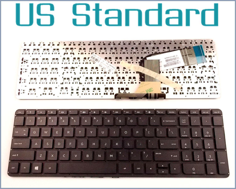 US English Version Keyboard for HP Pavilion 15-p067ca 15