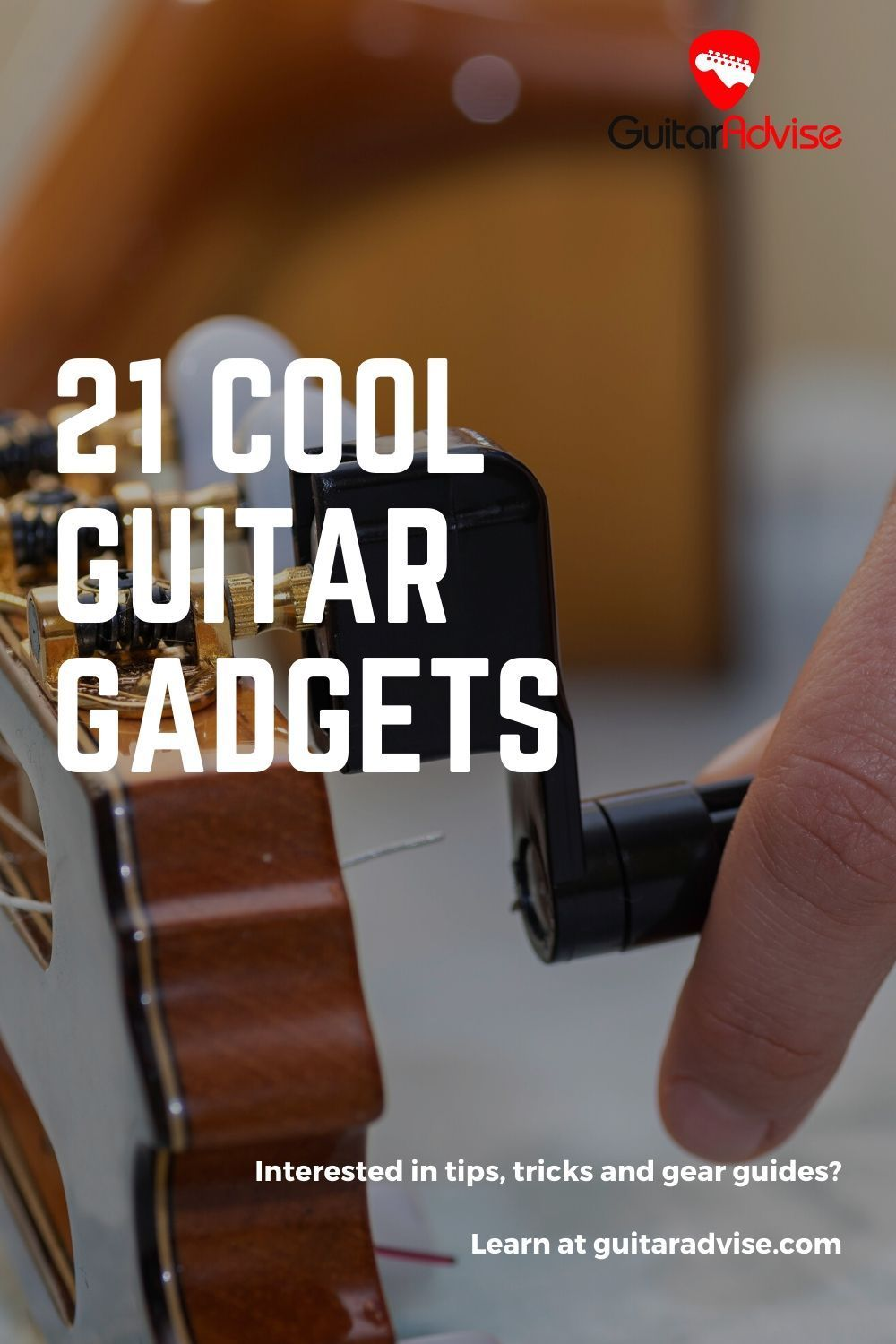 21 Cool Guitar Gadgets That You Ll Actually Use 2020 Guitar Gadgets Cool Guitar Basic Guitar Lessons