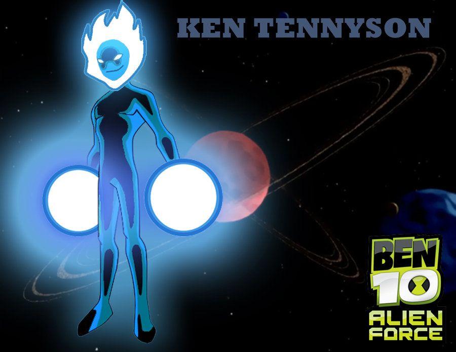 Ben 10 Ocken Tennyson Anodite By Xxchrischrisxx Cartoons Tv