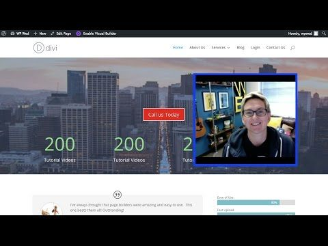 Divi Theme Review of Version 3.0 - Best WordPress Theme - YouTube ...
