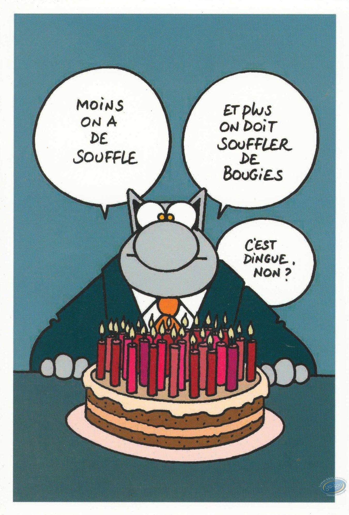 R sultat de recherche d 39 images pour anniversaire geluck - Bonne fete humour ...