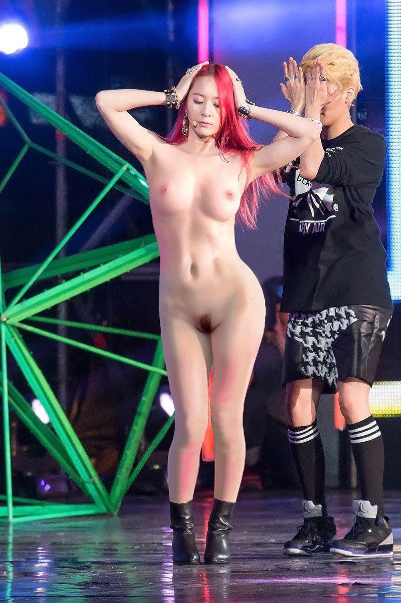 Excited too krystal naked fake opinion