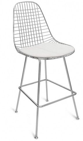 I Need A Set Of These To Go With My Table. Modernica Wire Chair Bar