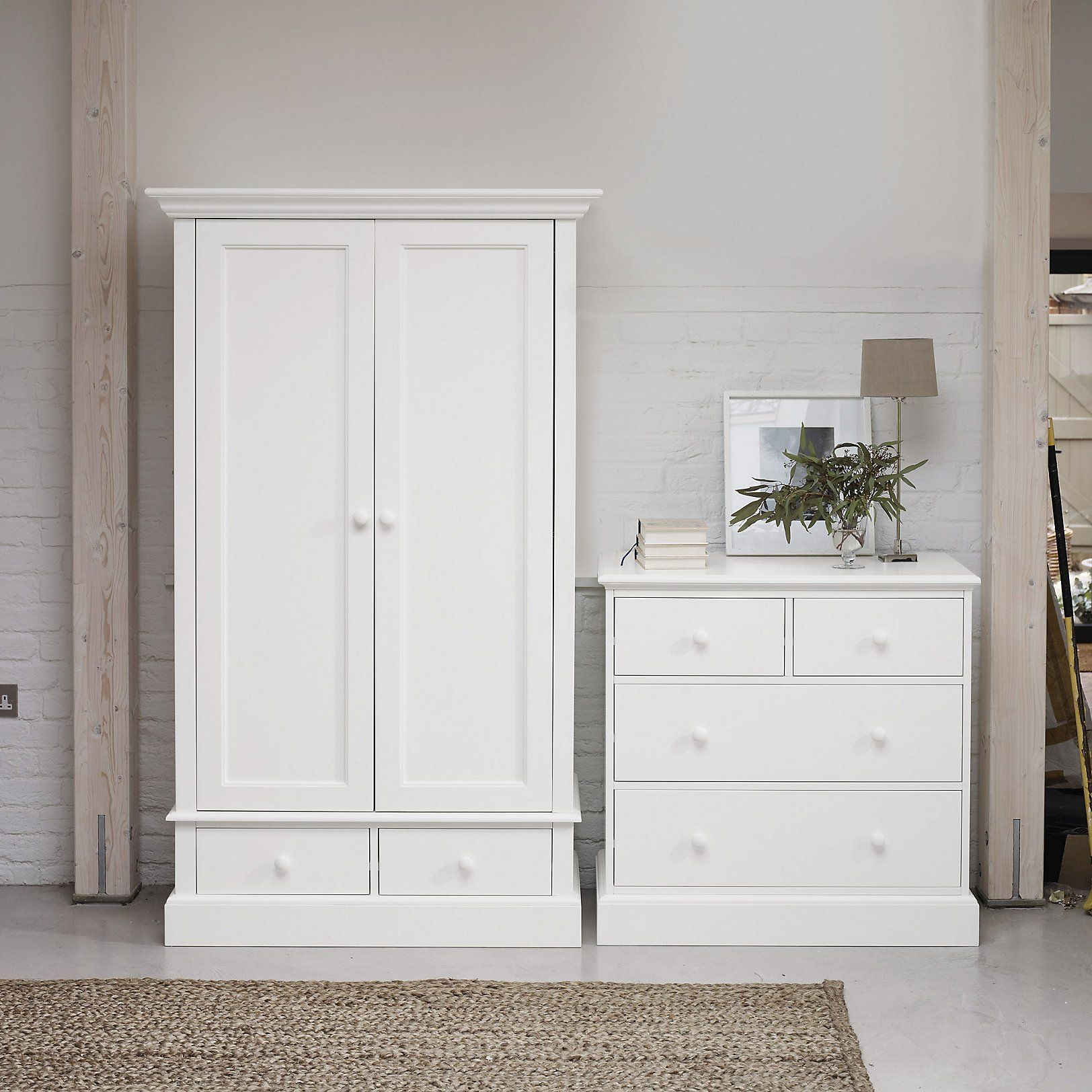 Classic Small Wardrobe Bedroom Furniture The White Company Fitted Bedroom Furniture Wardrobe Furniture Classic Chest Of Drawers